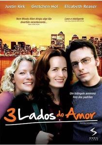 3 Lados do Amor  - Poster / Capa / Cartaz - Oficial 1