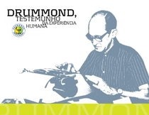 Drummond, Testemunho da Experiência Humana - Poster / Capa / Cartaz - Oficial 1