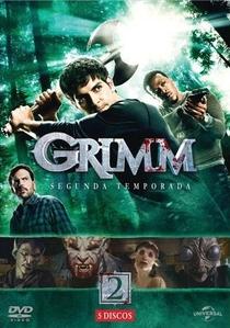 Grimm (2ª Temporada) - Poster / Capa / Cartaz - Oficial 4