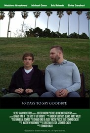 30 Days to Say Goodbye  - Poster / Capa / Cartaz - Oficial 1