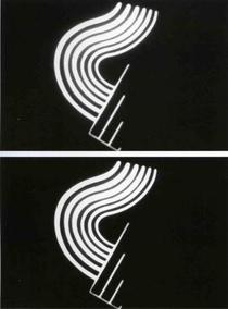 Symphonie Diagonale  - Poster / Capa / Cartaz - Oficial 1
