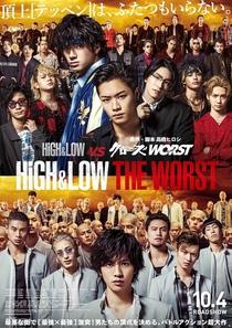 High & Low The Worst - Poster / Capa / Cartaz - Oficial 1