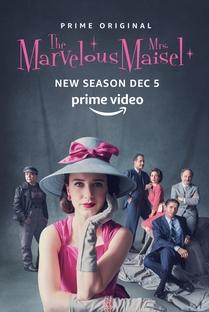 The Marvelous Mrs. Maisel (2ª Temporada) - Poster / Capa / Cartaz - Oficial 2