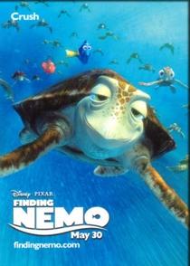 Procurando Nemo - Poster / Capa / Cartaz - Oficial 9