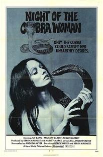 A Mulher Cobra - Poster / Capa / Cartaz - Oficial 1