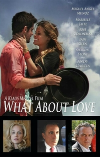 What About Love - Poster / Capa / Cartaz - Oficial 1