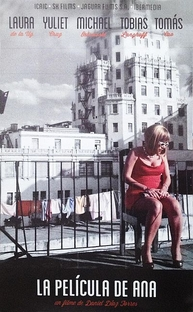 La Película de Ana - Poster / Capa / Cartaz - Oficial 1
