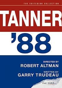 Tanner '88 - Poster / Capa / Cartaz - Oficial 1