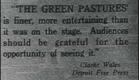 The Green Pastures Classic Black Movie - (Original Trailer)