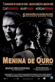 Menina de Ouro - Poster / Capa / Cartaz - Oficial 2