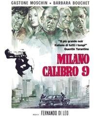 Milano Calibre 9 - Poster / Capa / Cartaz - Oficial 1