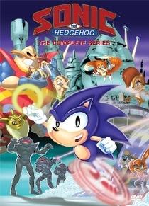 As Aventuras de Sonic - Poster / Capa / Cartaz - Oficial 1