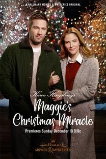 Karen Kingsbury's Maggie's Christmas Miracle - Poster / Capa / Cartaz - Oficial 1