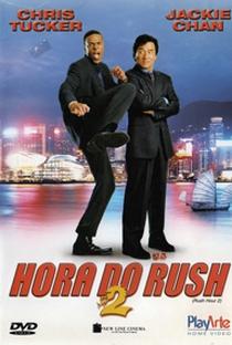 A Hora do Rush 2 - Poster / Capa / Cartaz - Oficial 1