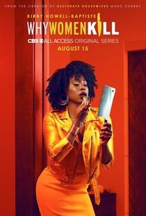 Why Women Kill (1ª Temporada) - Poster / Capa / Cartaz - Oficial 3