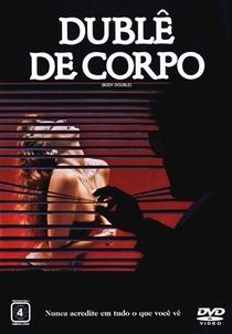 Dublê de Corpo - Poster / Capa / Cartaz - Oficial 3