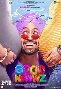 Good Newwz - Poster / Capa / Cartaz - Oficial 7