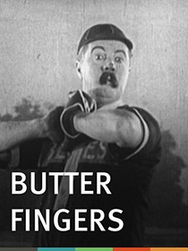Butter fingers - Poster / Capa / Cartaz - Oficial 1