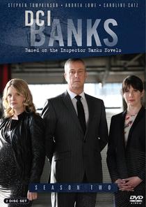 DCI Banks (2ª Temporada) - Poster / Capa / Cartaz - Oficial 1