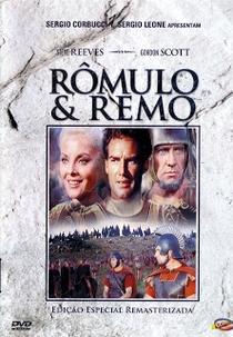 Rômulo e Remo - Poster / Capa / Cartaz - Oficial 5