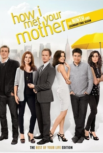 How I Met Your Mother (9ª Temporada) - Poster / Capa / Cartaz - Oficial 1