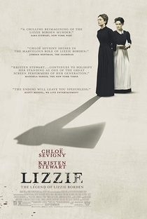 Lizzie - Poster / Capa / Cartaz - Oficial 1