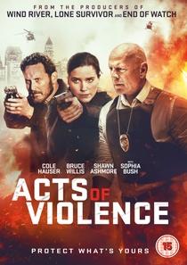 Atos de Violência - Poster / Capa / Cartaz - Oficial 4