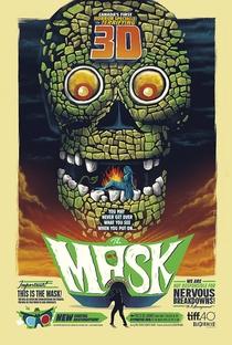 A Máscara Maldita - Poster / Capa / Cartaz - Oficial 2