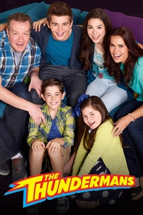 The Thundermans (1ª Temporada) - Poster / Capa / Cartaz - Oficial 2