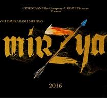 Mirzya - Poster / Capa / Cartaz - Oficial 2