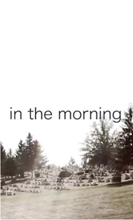In the Morning - Poster / Capa / Cartaz - Oficial 1