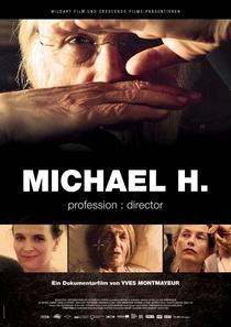 Michael Haneke – Profissão: Diretor - Poster / Capa / Cartaz - Oficial 1
