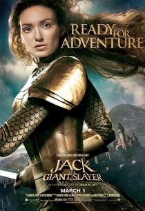 Jack, o Caçador de Gigantes - Poster / Capa / Cartaz - Oficial 8
