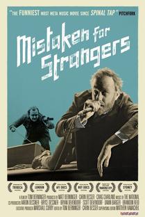 Mistaken for Strangers - Poster / Capa / Cartaz - Oficial 1