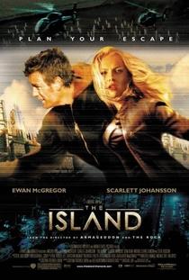 A Ilha - Poster / Capa / Cartaz - Oficial 1