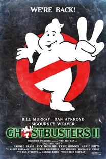 Os Caça-Fantasmas 2 - Poster / Capa / Cartaz - Oficial 5