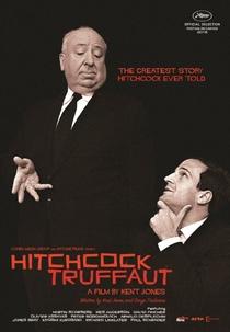 Hitchcock/Truffaut - Poster / Capa / Cartaz - Oficial 1