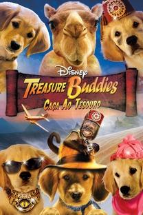 Treasure Buddies – Caça ao Tesouro - Poster / Capa / Cartaz - Oficial 2