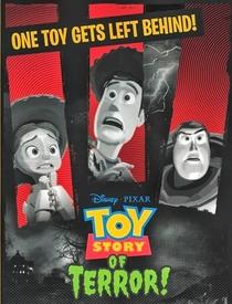 Toy Story de Terror - Poster / Capa / Cartaz - Oficial 13