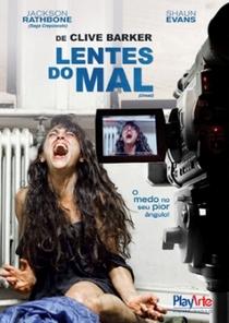 Lentes do Mal - Poster / Capa / Cartaz - Oficial 1