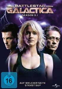Battlestar Galactica (3ª Temporada) - Poster / Capa / Cartaz - Oficial 4