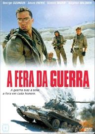 A Fera da Guerra - Poster / Capa / Cartaz - Oficial 2