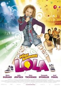 Com Vocês: Lola! - Poster / Capa / Cartaz - Oficial 1