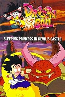 Dragon Ball 2: A Bela Adormecida do Castelo Amaldiçoado - Poster / Capa / Cartaz - Oficial 3