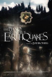 O Afinador de Terremotos - Poster / Capa / Cartaz - Oficial 1