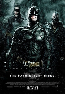 Batman - O Cavaleiro das Trevas Ressurge - Poster / Capa / Cartaz - Oficial 15