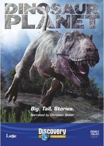 Planeta Dos Dinossauros - Poster / Capa / Cartaz - Oficial 3