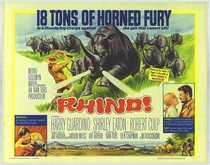 Rinoceronte! - Poster / Capa / Cartaz - Oficial 1