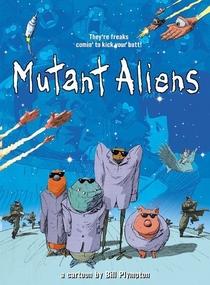 Mutant Aliens - Poster / Capa / Cartaz - Oficial 1