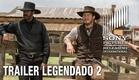 Sete Homens e Um Destino | Trailer legendado 2 | 22 de setembro nos cinemas